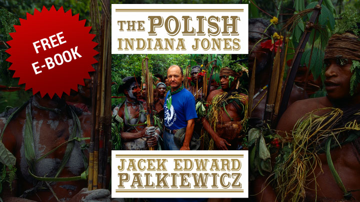The Polish Indiana Jones Free e-book