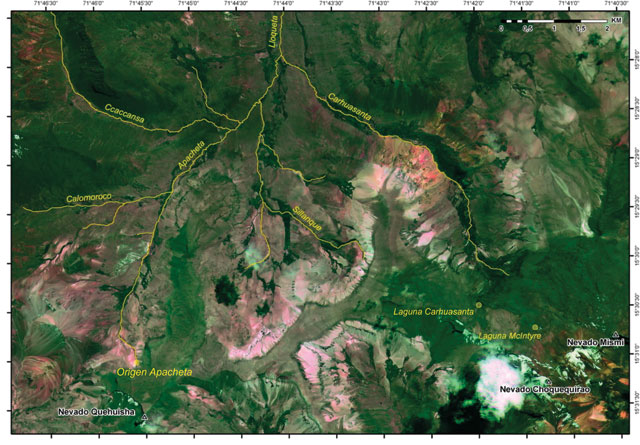 Jacek Palkiewicz's discovery of the Amazon River source 16