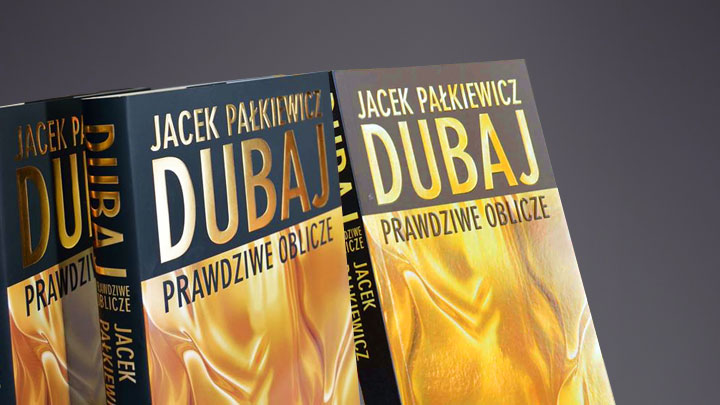 Dubai's true face, the book