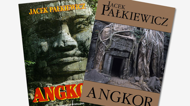 Books about Angkor