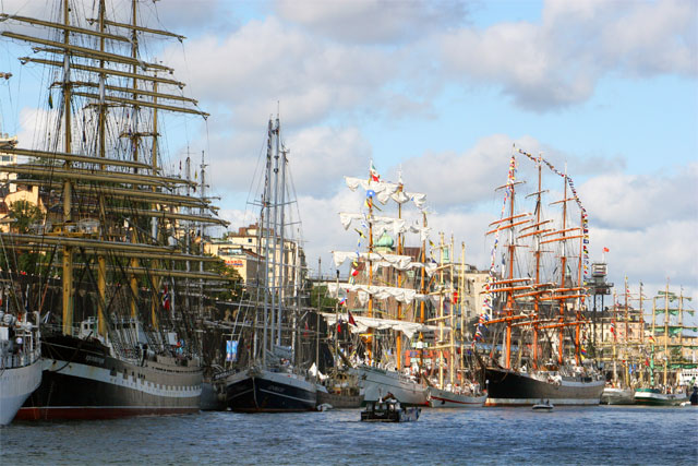 Jacek Palkiewicz and the tall ships 11