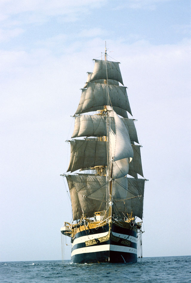 Jacek Palkiewicz and the tall ships 13