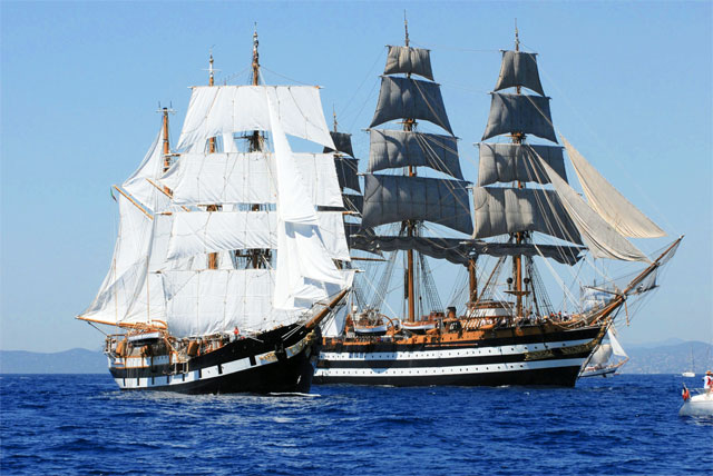 Jacek Palkiewicz and the tall ships 17
