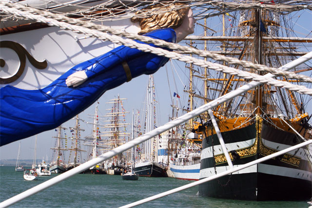 Jacek Palkiewicz and the tall ships 2