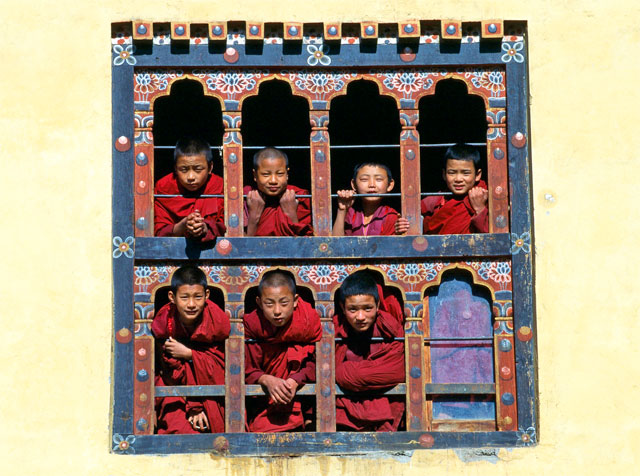 Photo album from the journey to Bhutan 10 - Jacek Palkiewicz