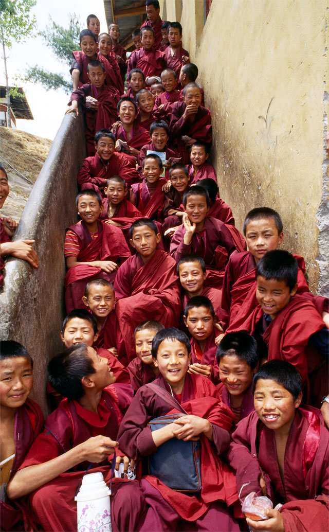 Photo album from the journey to Bhutan 22 - Jacek Palkiewicz