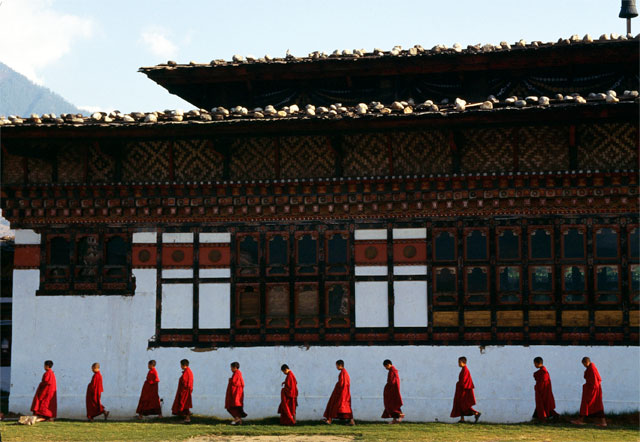 Photo album from the journey to Bhutan 5 - Jacek Palkiewicz