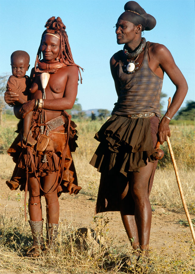 Photos from Jacek Palkiewicz's journey to Africa and the Himba tribe 19