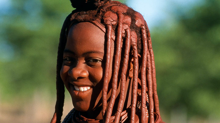Photo album from the journey to the Himba tribe